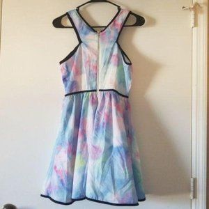 2 FOR 15 Tea N Cup Dress with exposed zipper
